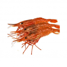 Креветка Ботан Эби, сыромороженая