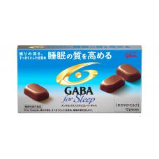 Шоколад GLICO молочный Gaba для повышения качества сна