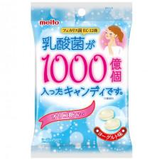 Карамель Meito с йогуртовыми производными молочнокислыми бактериями