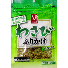 Приправа Valor для белого риса со вкусом сушенного васаби и кунжута
