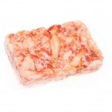 Салатное мясо камчатского краба